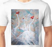 DANCE OF THE BROLGAS Unisex T-Shirt
