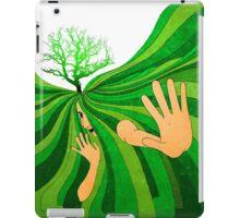 Save Soil iPad Case/Skin