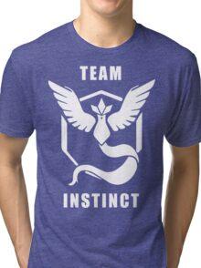 Funny Troll T-shirt - Pokemon GO Tri-blend T-Shirt