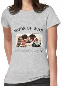 Gods of War - Hot Rod Womens Fitted T-Shirt