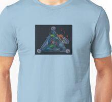 GIMEL - 3 - Divine Fullness Unisex T-Shirt