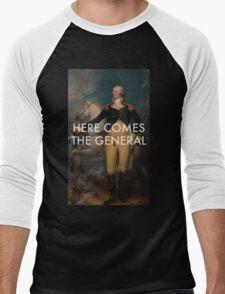 RISE UP Men's Baseball ¾ T-Shirt