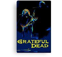 Grateful Dead  Canvas Print