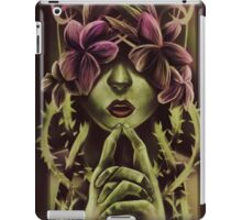 Woman In Vines iPad Case/Skin