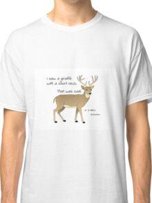 Bo Burnham- SAD Classic T-Shirt