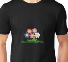 Flowers Art and paintings Unisex T-Shirt