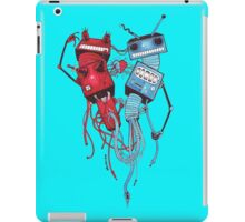 Tentacle Robots iPad Case/Skin