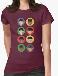 Chimney Sweeps Womens Fitted T-Shirt