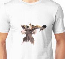 ICE AGE - Scrat 's face Unisex T-Shirt