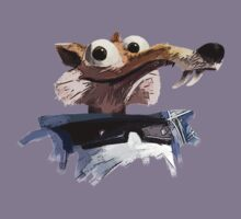 ICE AGE - Scrat 's spacesuit Kids Tee