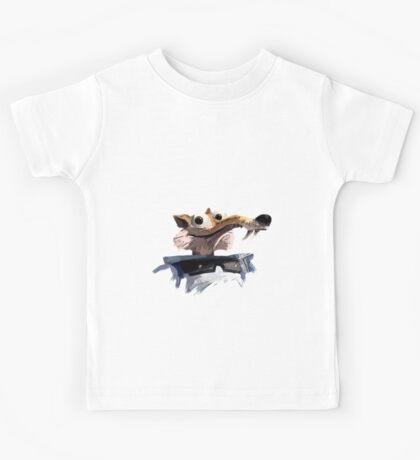 ICE AGE - Scrat 's spacesuit Kids Tee