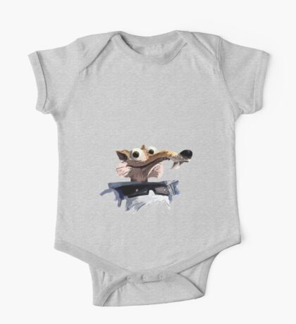 ICE AGE - Scrat 's spacesuit One Piece - Short Sleeve