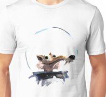 ICE AGE - Scrat 's full spacesuit Unisex T-Shirt