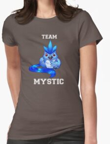 TEAM MYSTIC! Womens Fitted T-Shirt