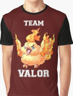 TEAM VALOR! Graphic T-Shirt
