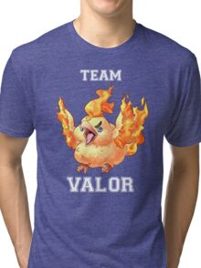 TEAM VALOR! Tri-blend T-Shirt
