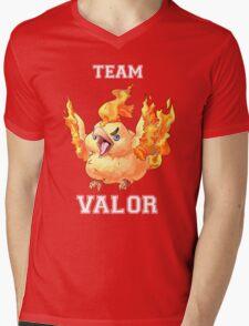 TEAM VALOR! Mens V-Neck T-Shirt