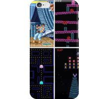 Arcade games iPhone Case/Skin