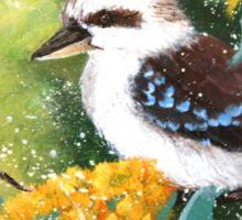 Call of the Kookaburra Sticker
