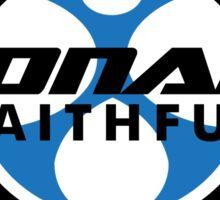 Toonami Faithful Podcast  Sticker