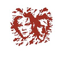 Blood Brothers Photographic Print