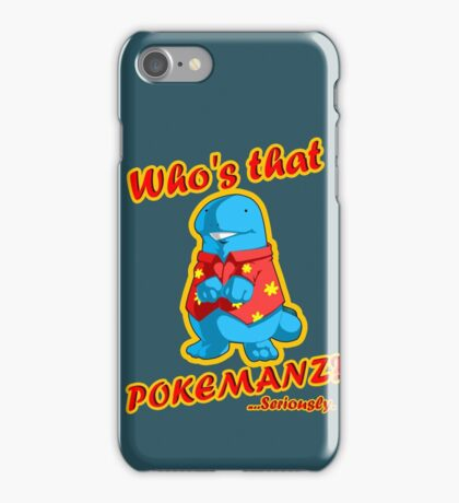 Who is that GIGGITY? iPhone Case/Skin