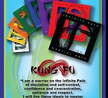 Infinite Path Martial Arts - Youth Creed by Robyn Scafone