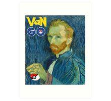 Van Go Art Print