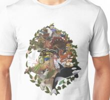 Endless forms most beautiful and most wonderful  Unisex T-Shirt