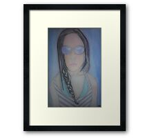 The Queen of Cool Framed Print