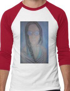 The Queen of Cool Men's Baseball ¾ T-Shirt