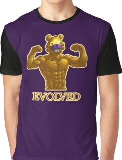 Shiny Bidoof EVOLVED! Graphic T-Shirt