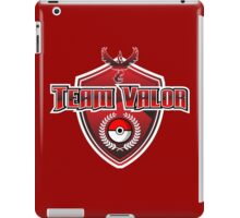 Pokemon Go! Team Valor iPad Case/Skin