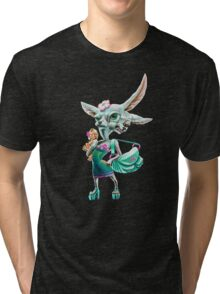 Two-faced B***h Tri-blend T-Shirt