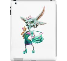 Two-faced B***h iPad Case/Skin