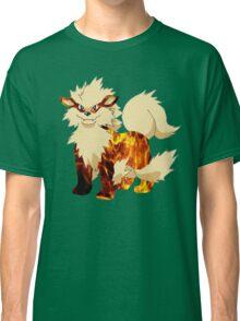 Arcanine-Pokemon Classic T-Shirt