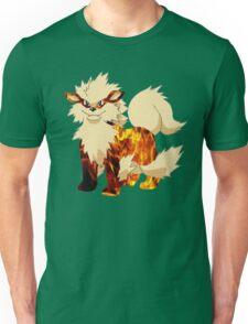 Arcanine-Pokemon Unisex T-Shirt