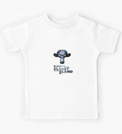 Dawn of the Planet of the Blend Kids Tee