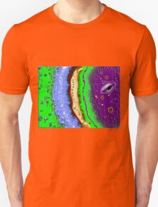 Acid Planet Unisex T-Shirt