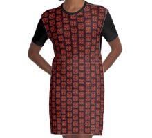 Heartbox Graphic T-Shirt Dress