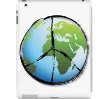 World Peace iPad Case/Skin
