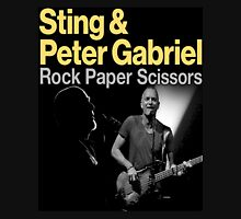 ROCK PAPER SCISSORS TOUR Unisex T-Shirt
