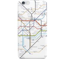 London subway 2016 iPhone Case/Skin