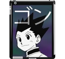 HUNTER X HUNTER GON iPad Case/Skin