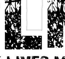 BLM Black Lives Matter Sticker