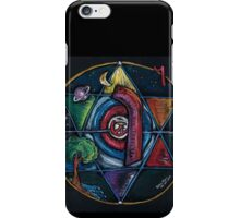VAV - 6 - Power to Connect Heaven & Earth iPhone Case/Skin