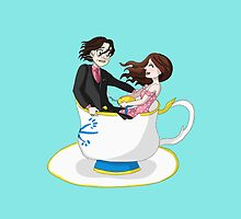 RUMBELLE- My Chipped Cup  by DoctorrSong
