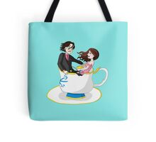 RUMBELLE- My Chipped Cup  Tote Bag