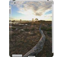 Longreach Sunset iPad Case/Skin
