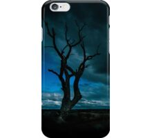 Tree In A Storm iPhone Case/Skin
